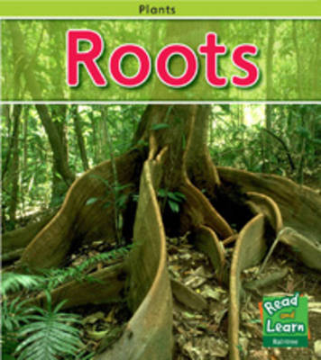 Plants Pack A of 4 - Read and Learn: Plants (Hardback)