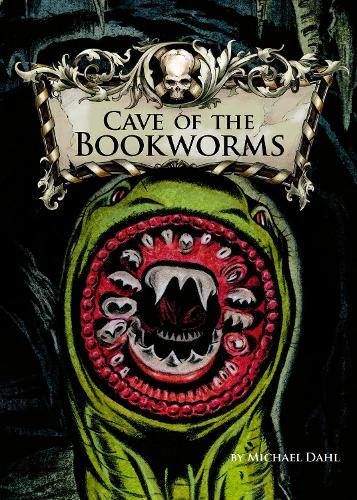 Cave of the Bookworms - Library of Doom (Paperback)