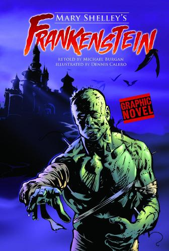 Frankenstein - Graphic Fiction: Graphic Revolve (Paperback)