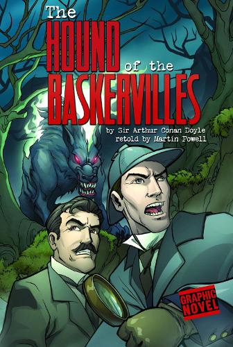Hound of the Baskervilles - Graphic Fiction: Graphic Revolve (Paperback)