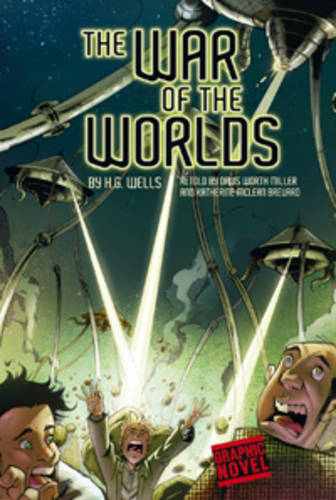 War of the Worlds - Graphic Fiction: Graphic Revolve (Paperback)