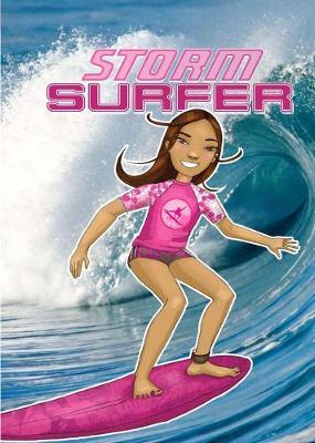 Storm Surfer - Sport Stories (Hardback)
