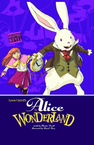 Alice in Wonderland - Graphic Fiction: Graphic Revolve (Paperback)