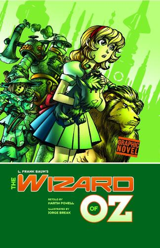 The Wizard of Oz - Graphic Fiction: Graphic Revolve (Paperback)
