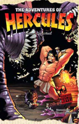 The Adventures of Hercules - Graphic Fiction: Graphic Myths (Paperback)