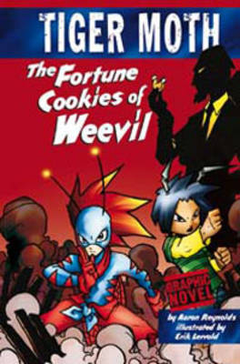 The Fortune Cookies of Weevil - Graphic Fiction: Tiger Moth (Paperback)