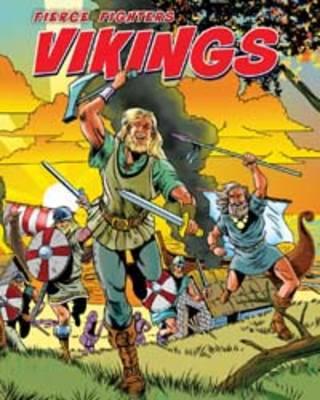 Vikings - Read Me: Fierce Fighters (Paperback)