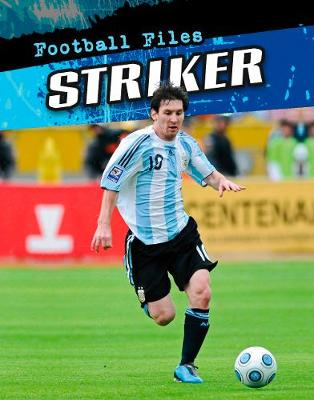 Striker - Football Files (Paperback)