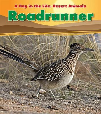 Roadrunner - Read and Learn: A Day in the Life: Desert Animals (Hardback)
