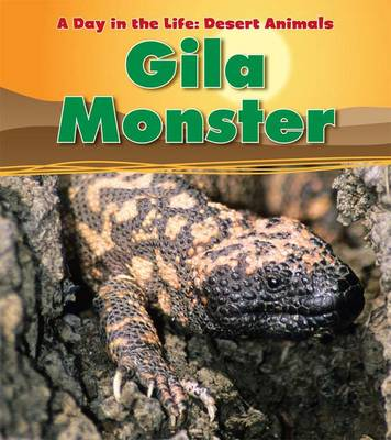 Gila Monster - Read and Learn: A Day in the Life: Desert Animals (Paperback)