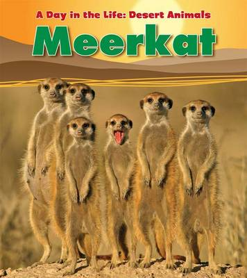 Meerkat - Read and Learn: A Day in the Life: Desert Animals (Paperback)
