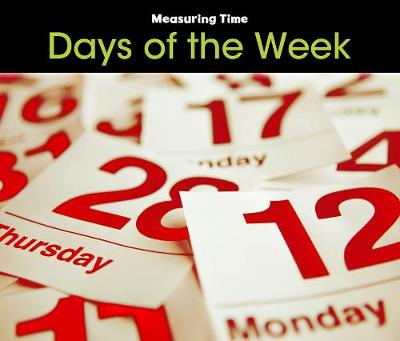 Days of the Week - Acorn: Measuring Time (Paperback)