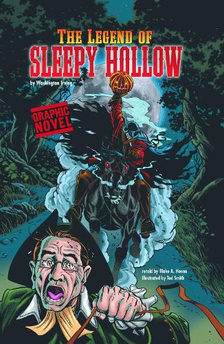 The Legend of Sleepy Hollow - Graphic Fiction: Graphic Revolve (Paperback)