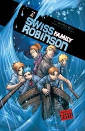 The Swiss Family Robinson - Graphic Fiction: Graphic Revolve (Paperback)