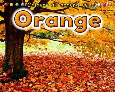 Orange - Early Years: Colours All Around Us (Hardback)