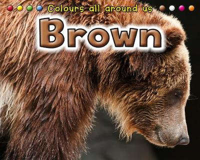 Brown - Early Years: Colours All Around Us (Hardback)