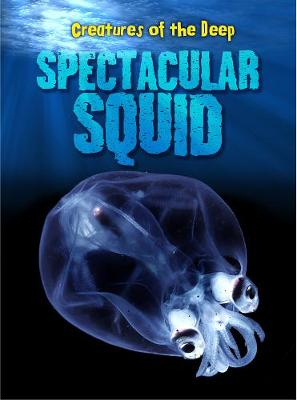 Spectacular Squid - Creatures of the Deep (Hardback)