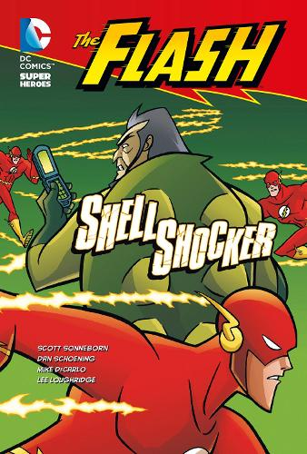 Shell Shocker - DC Super Heroes: The Flash (Paperback)