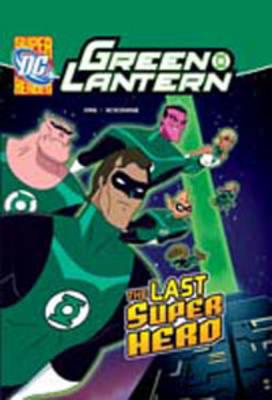Green Lantern: Pack A - DC Super Heroes: Green Lantern (Paperback)