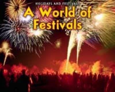 A World of Festivals - Acorn Plus: (Hardback)