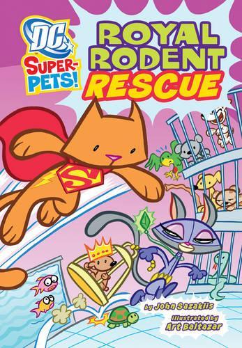 Royal Rodent Rescue - DC Super-Pets (Paperback)