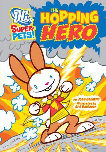Hopping Hero - DC Super-Pets (Paperback)