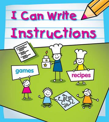 Instructions - Young Explorer: I Can Write (Hardback)