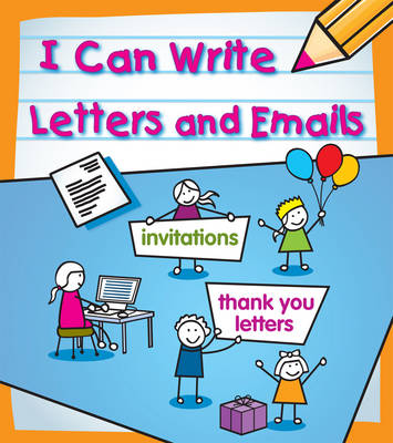 Letters and Emails - Young Explorer: I Can Write (Hardback)