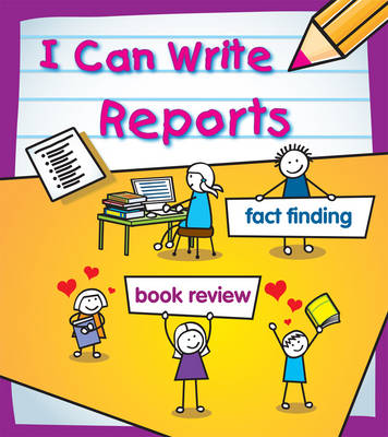 Reports - Young Explorer: I Can Write (Hardback)