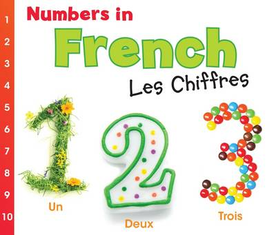 Numbers in Spanish: Los Numeros - World Languages - Numbers (Paperback)