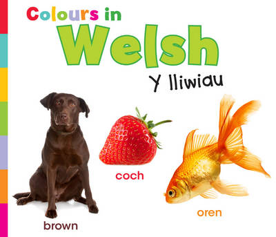 Colours in Welsh: Y lliwiau - World Languages - Colours (Hardback)
