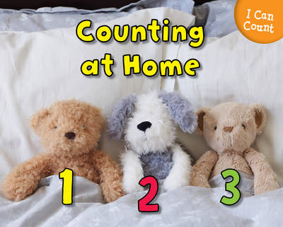 Counting at Home - Early Years: I Can Count! (Hardback)
