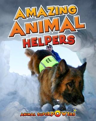 Amazing Animal Helpers - Read Me!: Animal Superpowers (Hardback)