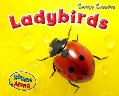 Ladybirds - Early Years: Creepy Crawlies (Paperback)