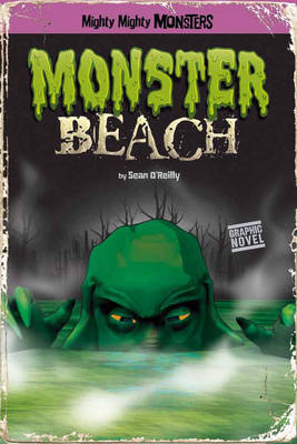 Monster Beach - Mighty Mighty Monsters (Paperback)