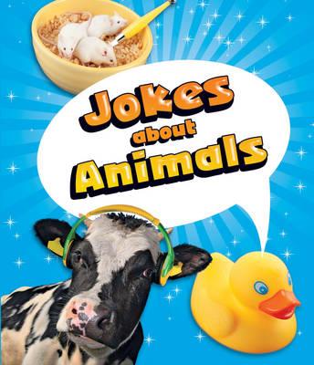 Jokes about Animals - Pebble Books: Joke Books (Paperback)