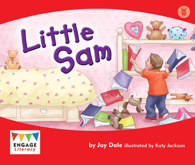 Little Sam - Engage Literacy: Engage Literacy Wonder Words (Paperback)