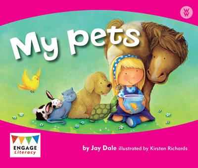 My Pets (6 Pack) - Engage Literacy: Wonder Words (Paperback)