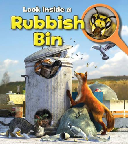 Rubbish Bin - Young Explorer: Look Inside (Paperback)