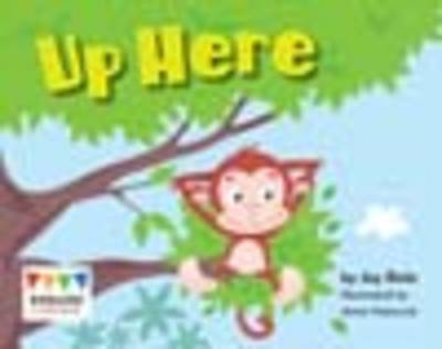 Up Here (6 Pack) - Engage Literacy: Pink (Paperback)