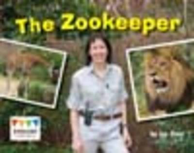 The Zookeeper (6 Pack) - Engage Literacy: Pink (Paperback)