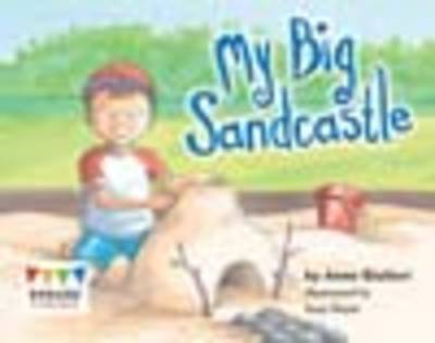 My Big Sandcastle (6 Pack) - Engage Literacy: Pink (Paperback)