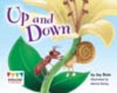 Up and Down (6 Pack) - Engage Literacy: Pink (Paperback)