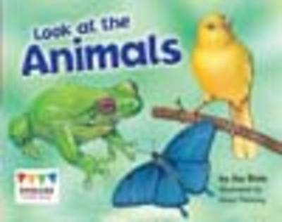 Look at the Animals (6 Pack) - Engage Literacy: Pink (Paperback)