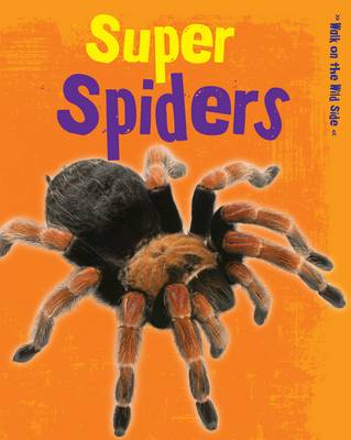 Super Spiders - Read Me!: Walk on the Wild Side (Paperback)
