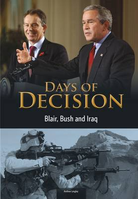 Days of Decision Pack A of 5 - Days of Decision (Hardback)