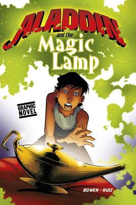 Aladdin and the Magic Lamp - Arabian Nights (Paperback)