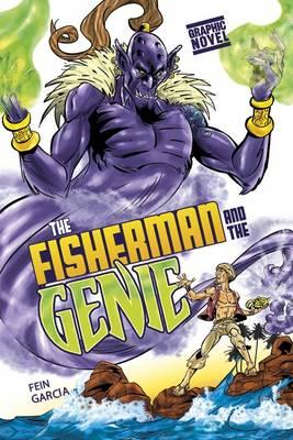 The Fisherman and The Genie - Arabian Nights (Paperback)