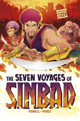 The Seven Voyages of Sinbad - Arabian Nights (Paperback)