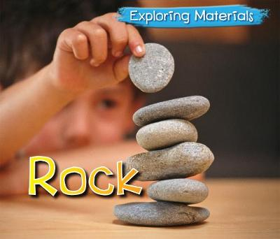 Rock - Acorn: Exploring Materials (Hardback)